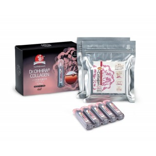 Dzeramais kolagēns (10 flakoni) 200ml, Dr.OHHIRA