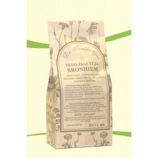 Veselības tēja BRONHIEM 60g, Dr.Tereško tējas