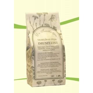 Veselības tēja IMUNITĀTEI 64g, Dr.Tereško tējas