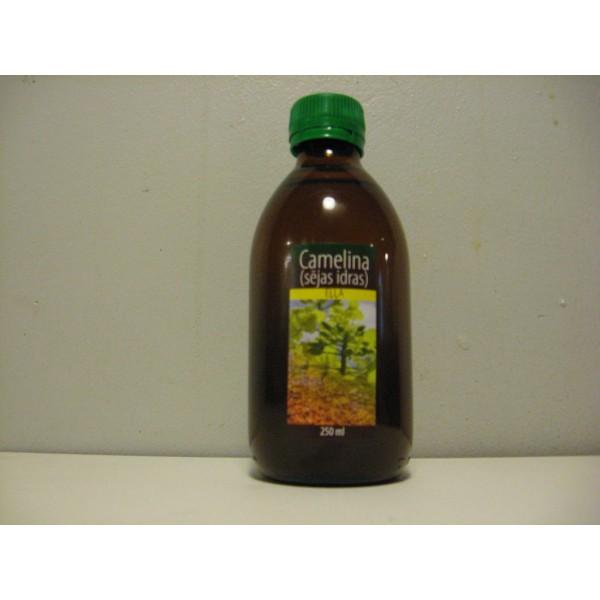 Camelina (idras) eļļa 100% (250ml), DUO AG