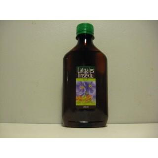 """""""Latgales"""" linsēklu eļļa 100% (250 ml), DUO AG"""