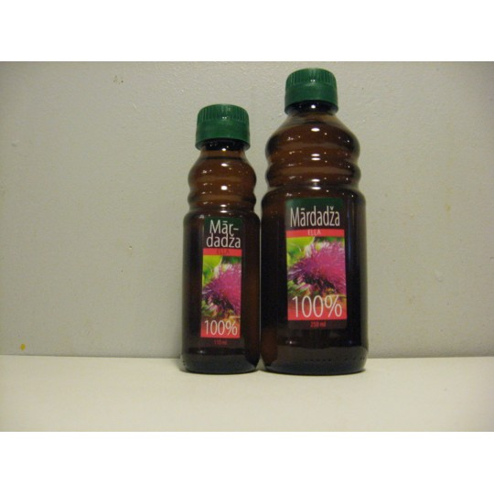 Mārdadžu eļļa 100% (250 ml), DUO AG