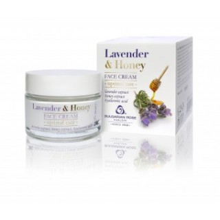 "Sejas krēms ""Lavender & Honey"" 50 ml, AKSO PLUS"