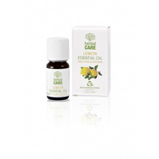 Citronu ēteriska eļļa (Citrus limon L.) 10 ml, AKSO PLUS