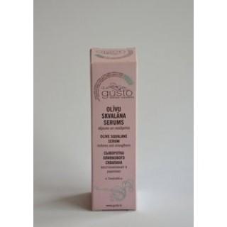 Olīvu skvalāna serums 25 ml, Gusto dabiska kosmētika