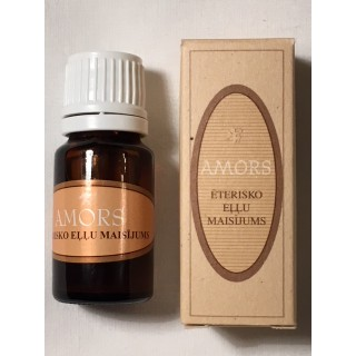 «Amors» aromātisks ēterisko eļļu maisījums 10ml, Medicamina