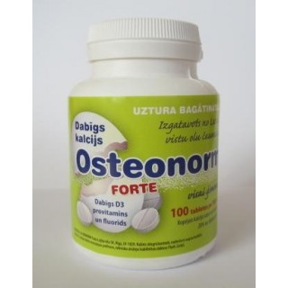 Osteonorm FORTE tabletes 700 mg