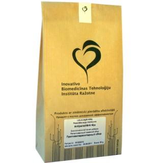 Antiparazitārā tēja 50g, Inovatīvo biomedicīnas tehnoloģiju ražotne FitoBalt