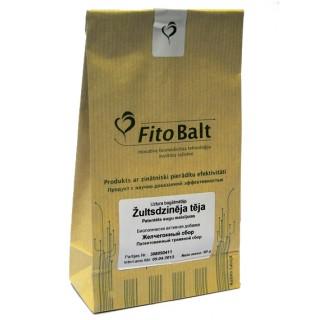 Žults dzenoša tēja 50g, Inovatīvo biomedicīnas tehnoloģiju ražotne FitoBalt