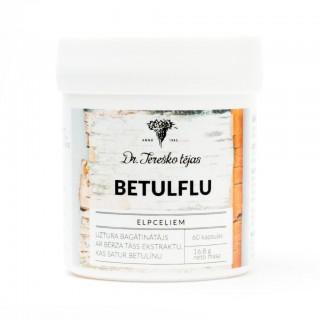 BETULFLU 60 kapsulas 280 mg, Dr. Tereško tējas