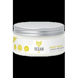 Liepziedu ķermeņa krēms 200g, Vegan Fox