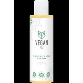 Alvejas masāžas eļļa 200ml, Vegan Fox