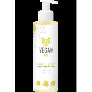 Liepziedu šķidrās ziepes 200ml, Vegan Fox