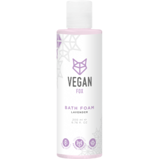 Lavandas vannas putas 200ml, Vegan Fox