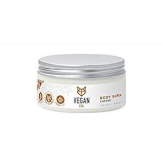 Kafijas ķermeņa skrubis 300g, Vegan Fox