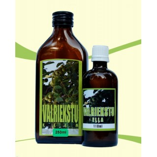 Valriekstu eļļa 100% (110 ml), DUO AG