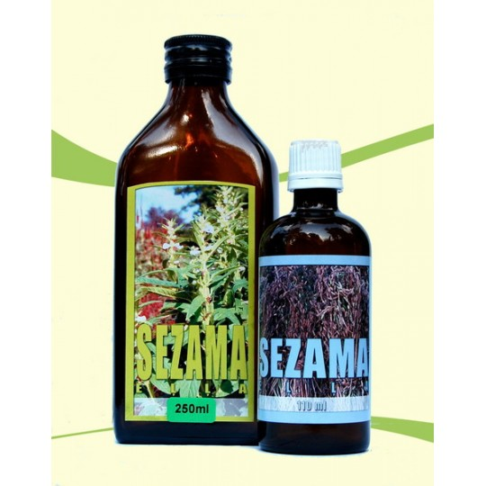 Sezama eļļa 100% (250ml), DUO AG