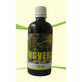 Ingvera eļļa (110 ml), DUO AG