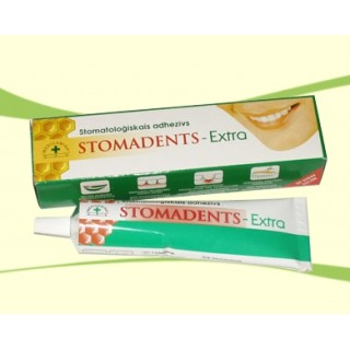 STOMATADENS - EXTRA - stomatoloģiskais adhezīvs 40 g,Medicamina