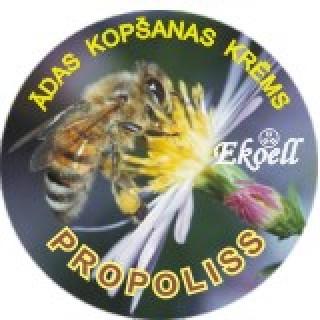 "Ādas kopšanas krēms ""PROPOLISS""  40 g, Ekoell"