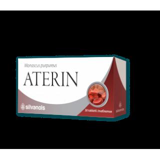 Aterin (30 tabletes) 19.2 g, SILVANOLS