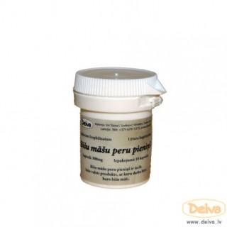 Bišu māšu peru pieniņš kapsulās 10 gb (300 mg katrā kapsulā)
