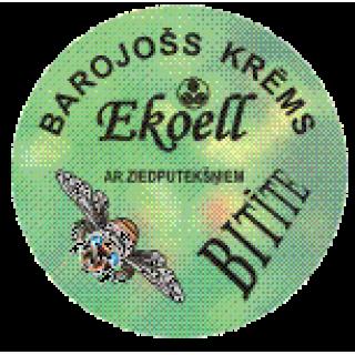 Barojošs dienas krēms ar ziedputekšņiem Bitīte 40 g, Ekoell