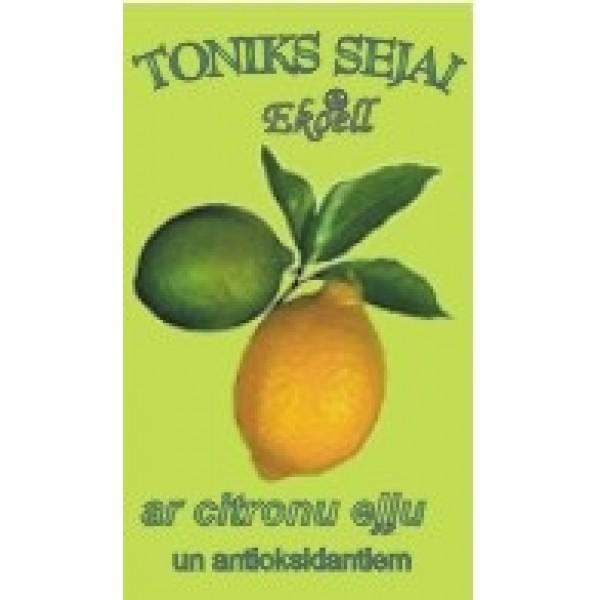 Toniks sejai ar citrona eļļu 100 ml, Ekoell