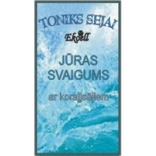 """Toniks sejai """"Jūras svaigums"""" 100 ml, Ekoell"""