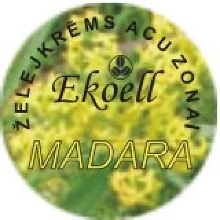 Acu krēms Madara 18 ml, Ekoell