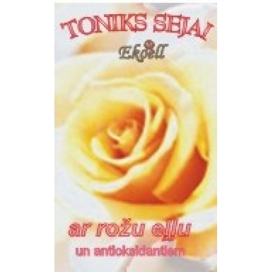 Toniks sejai ar rožu eļļu 100 ml, Ekoell