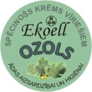 "Krēms vīriešiem ""Ozols"" 40g. Ekoell"