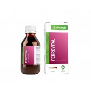 Ferrovital 250 ml, SILVANOLS