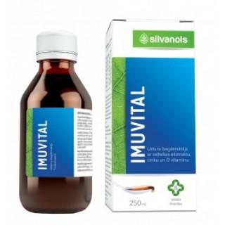 Imuvital 250 ml,SILVANOLS