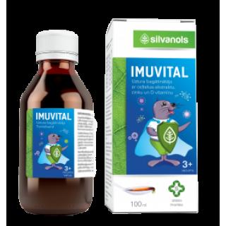 Imuvital 100 ml, SILVANOLS