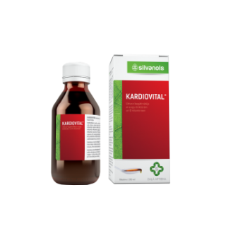 Kardiovital 250 ml, SILVANOLS