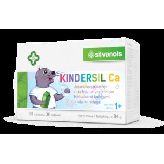 KinderSil Ca 84 g (30 paciņas), SILVANOLS