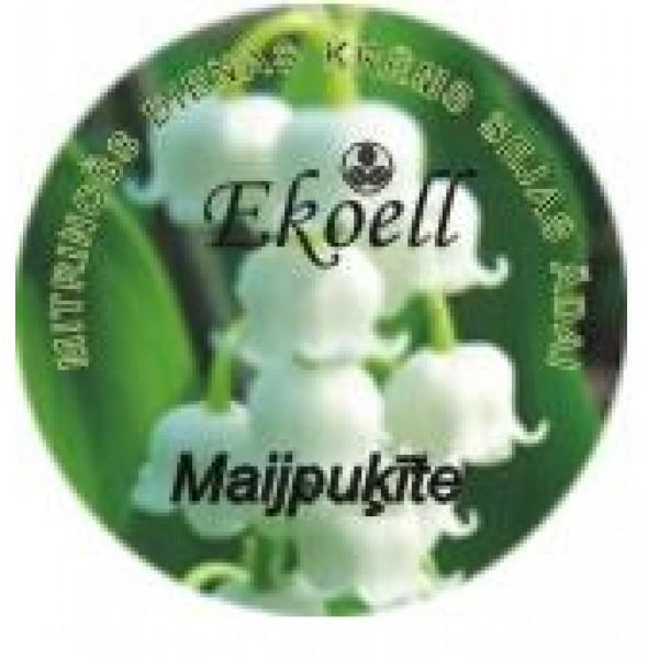 Bioenerģētisks dienas želejkrēms Maijpuķīte 40 g, Ekoell
