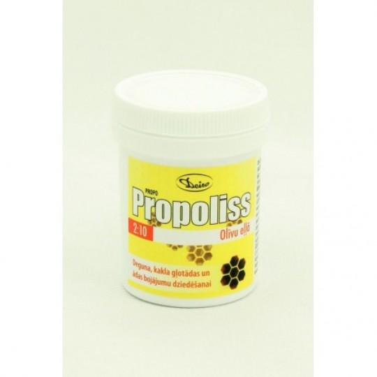 Propoliss olīvu eļļā Propo liniments 30g