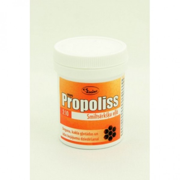 Propoliss smiltsērkšķu eļļā Propo liniments 30 g