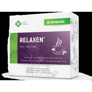Relaxen tēja 40 g, SILVANOLS