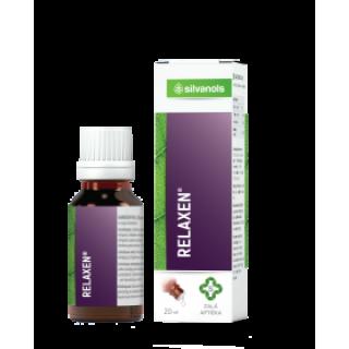 Relaxen  20 ml (pilieni), SILVANOLS