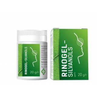 Rinogel - Silvanols 20 g