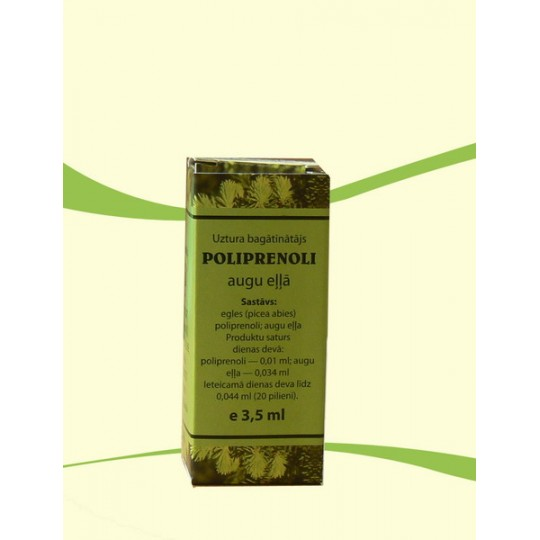Poliprenoli 7 ml, BIOLAT