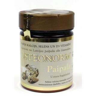 Osteonorm Paipala pulveris 100g, Bionorm